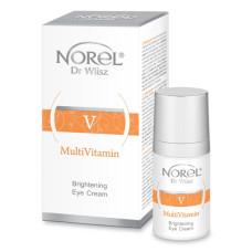 Витаминный крем для сухой, обезвоженной кожи, убирает темные круги под глазами