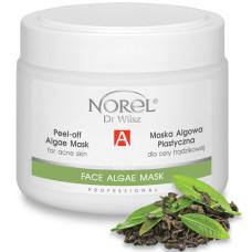 Альгинатная маска для жирной кожи и кожи с акнэ