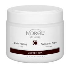 Кофейный скраб для спа-, оздоровительных, антицеллюлитных процедур для похудения